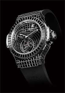 Hublot One Million $ Black Caviar Bang