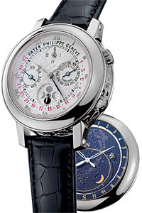 Patek Philippe Sky Moon Tourbillon Ref. 5002 P