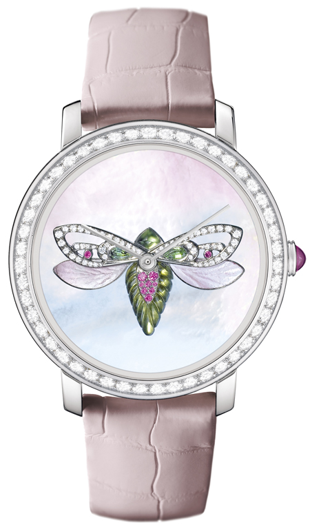 Boucheron Cicada Watch - Luxois