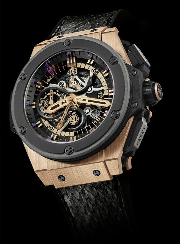 Hublot King Power Black Mamba King Gold - Luxois 6c57407c62f0