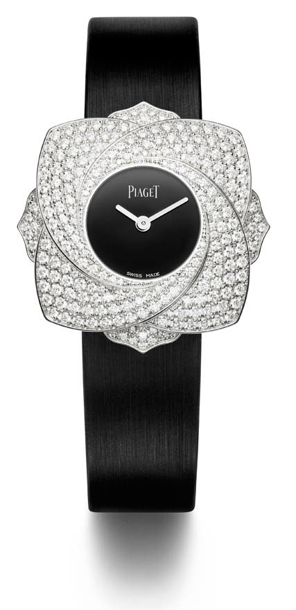 Piaget Limelight Blooming Rose