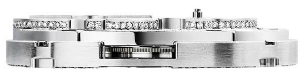 Piaget Emperador Coussin Tourbillon Diamond-Set Automatic Skeleton Exceptional Piece profile
