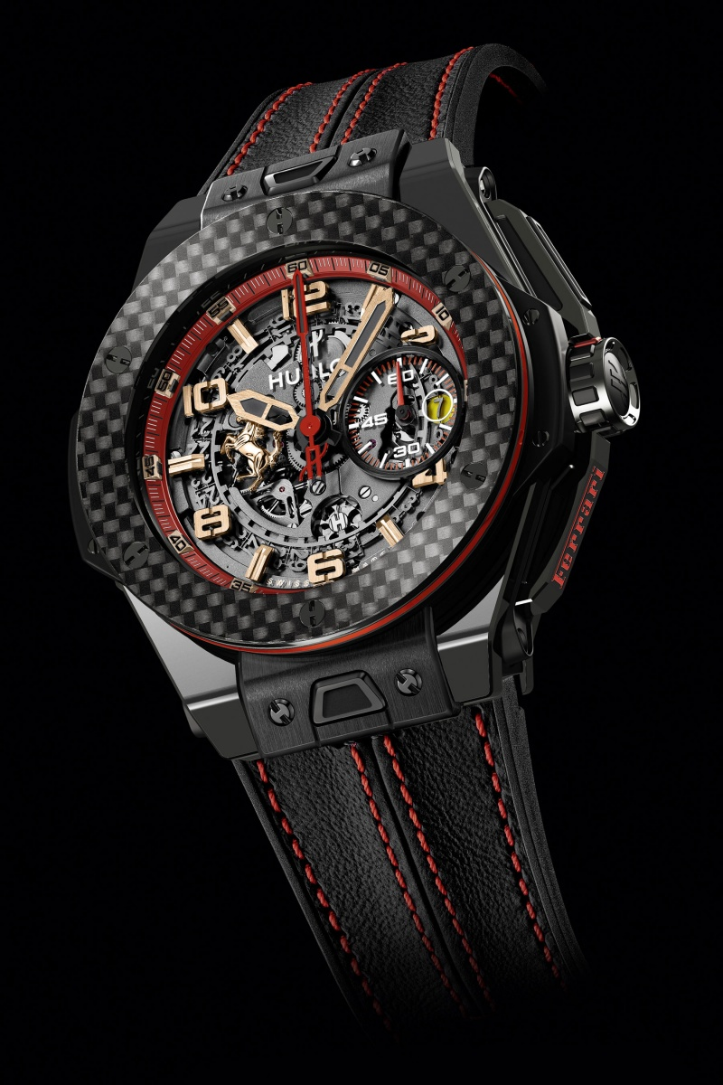 hublot big bang ferrari russia luxois. Black Bedroom Furniture Sets. Home Design Ideas