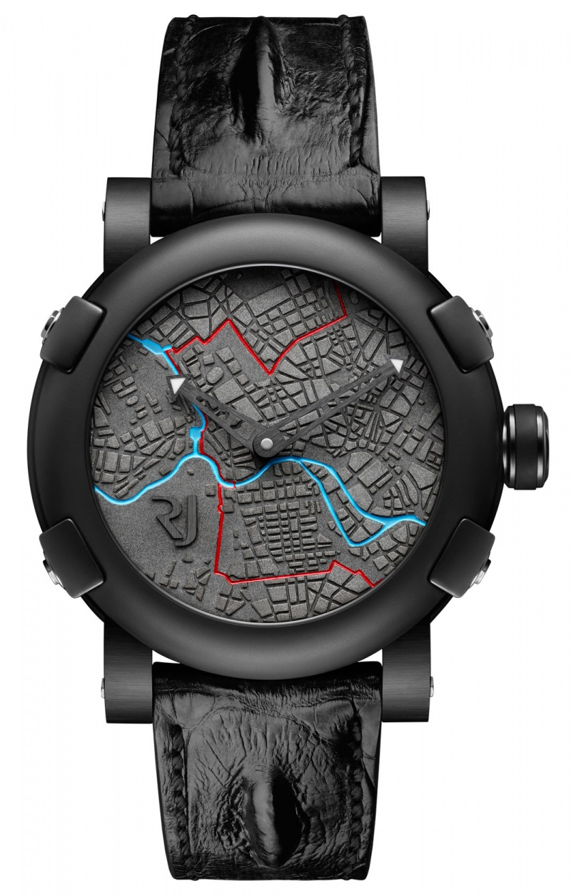 Romain Jerome the Berlin-DNA by day