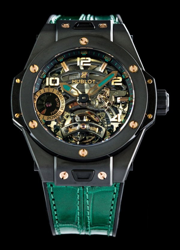 hublot big bang ferrari tourbillon mexico luxois. Black Bedroom Furniture Sets. Home Design Ideas