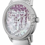 Harry Winston Midnight Stalactites Automatic for Valentine's Day 2016