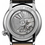 Jaquet Droz Grande Seconde Off-Centered Onyx