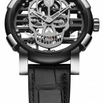 Romain Jerome Skylab 48 Speed Metal Skull
