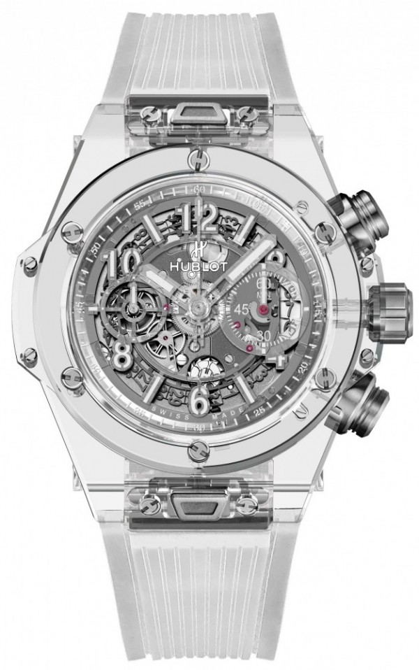 Hublot Big Bang Unico Sapphire for BaselWorld 2016