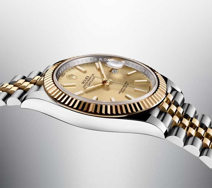 Rolex Introduces The New Oyster Perpetual Datejust 41 At Baselworld 2018