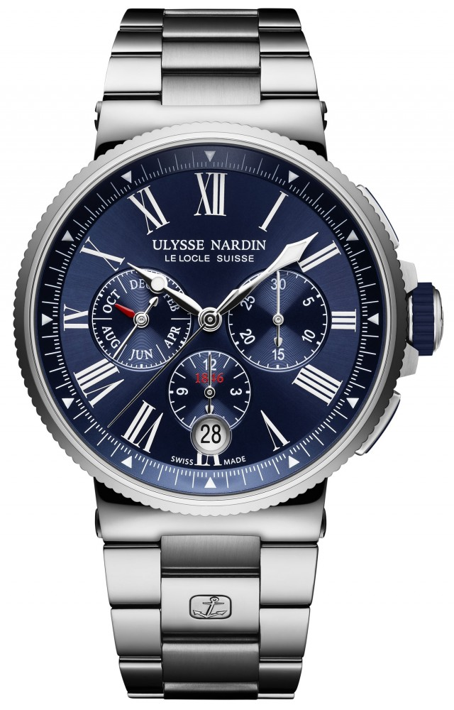 часы ulysse nardin marine chronograph чтобы волосы летнее