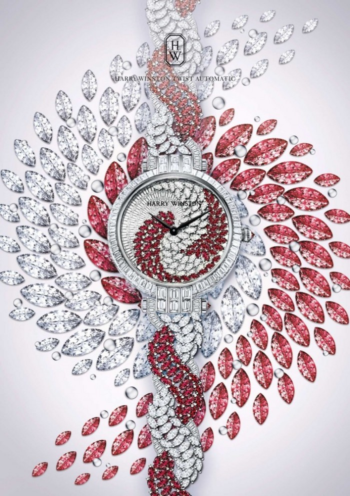 Luxury Watch Manufacturer Founded In New York City 1932 By Mr Harry Winston A Gemologist And Creator Of Some The Most Beautiful Fine Jewelry