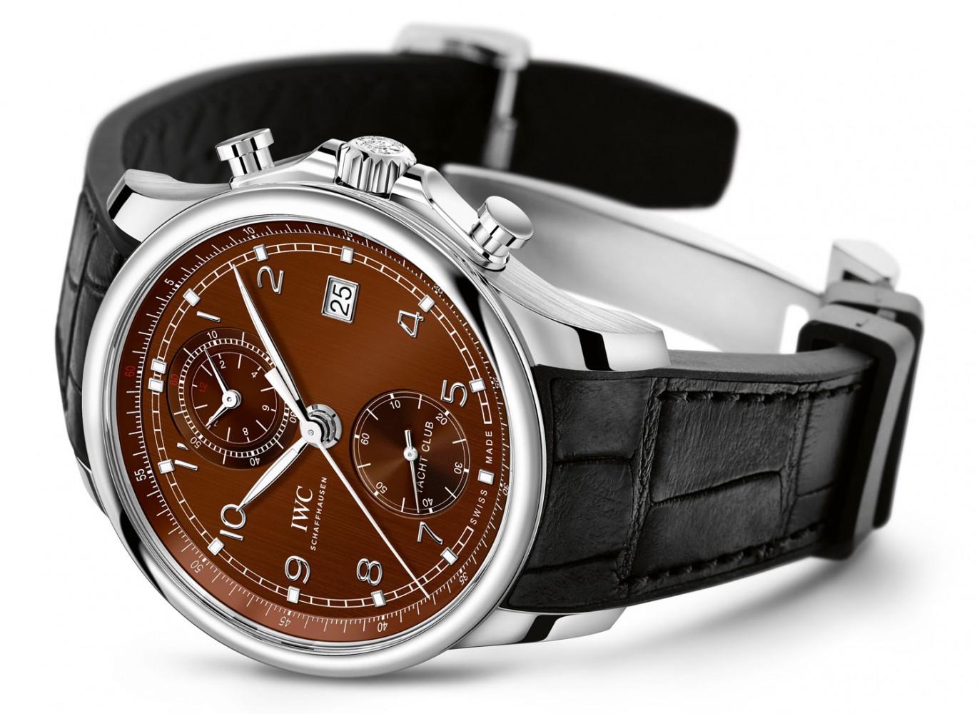 IWC Portugieser Yacht Club Chronograph watch replica