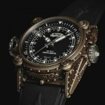 Daniel Strom Agonium Nethuns II Diving Watch