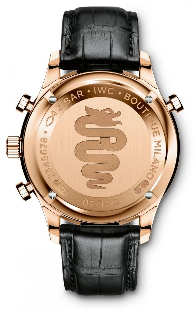 IWC Portugieser Double Chronograph Edition Milano copy watch