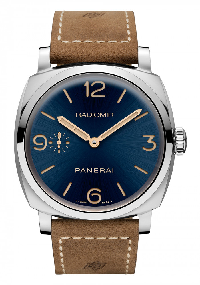 d74bbb79c6d4 Panerai Blue Dial Special Edition Watches - Luxois
