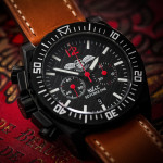 Matwatches Bruce Aeris Official Chronograph - a Bruce Dickinson Watch