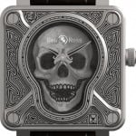 Bell & Ross BR 01 92 Burning Skull