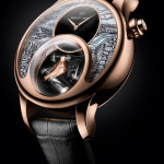 Jaquet Droz The Charming Bird - Mother of Pearl Dial