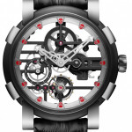 Romain Jerome Skylab 48 Speed Metal Skulls