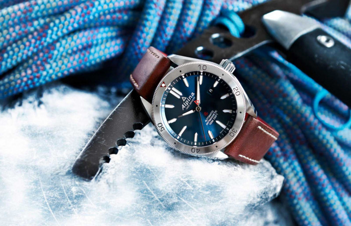 Alpina Adds Automatic Line And GMT Business Timer To Its Alpiner - Alpina gmt