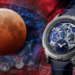 Louis Moinet Memoris Red Eclipse Limited Edition