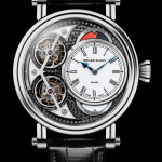 Speake Marin Black Magister Vertical Double Tourbillon