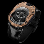 Urwerk the Raging Gold UR-105TA