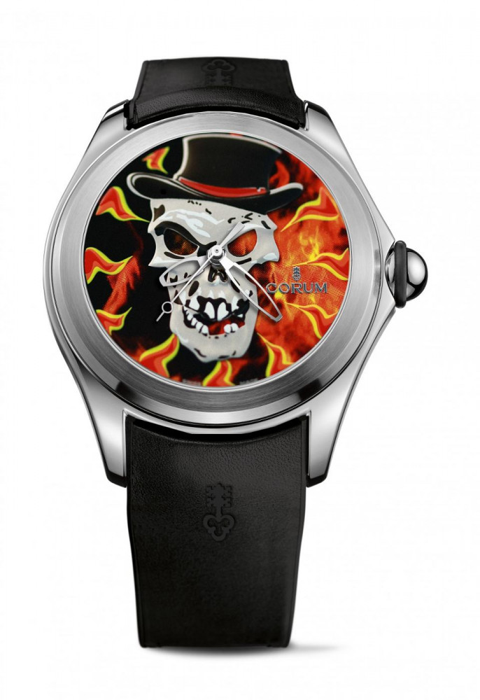 corum bubble spookies watches for halloween 2016