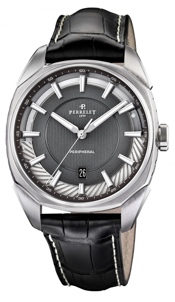 Perrelet The Lab anthracite dial A 1100/2