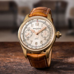 Montblanc introduces bronze into its 1858 Collection