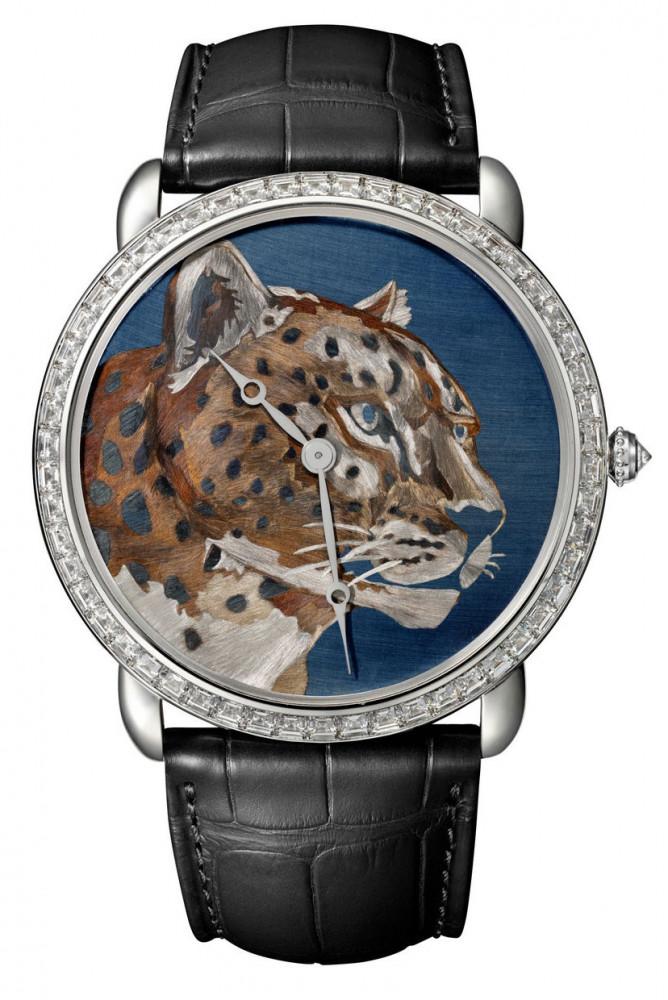 Cartier Ronde de Cartier Flame Gold Watch | SIHH 2017