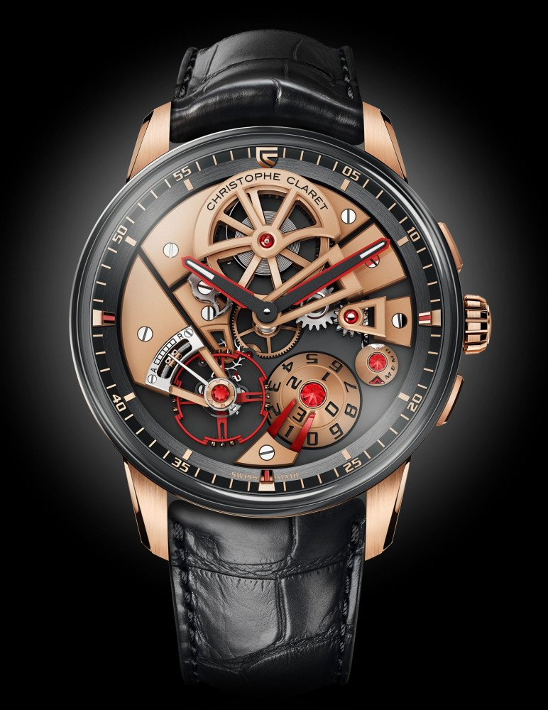 Christophe Claret Maestro SIHH 2017