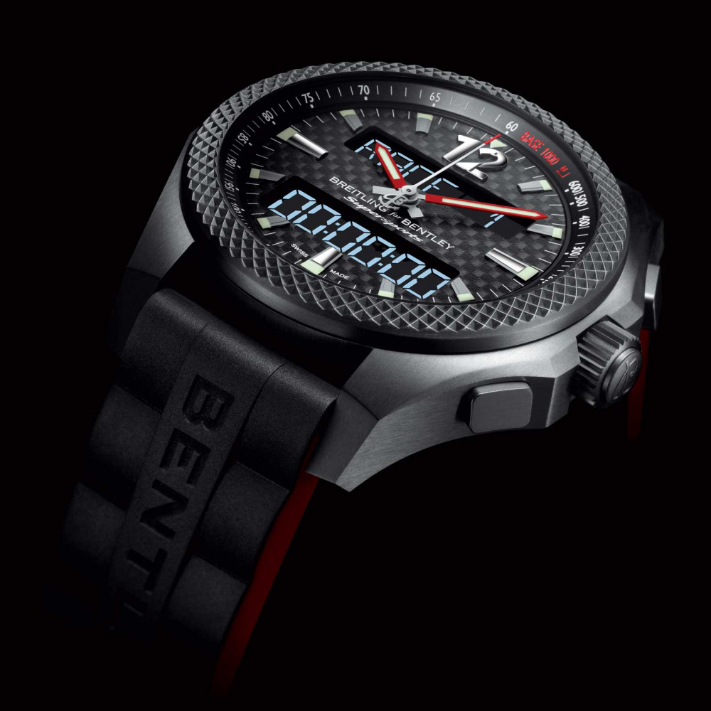 Breitling for Bentley: Supersports B55