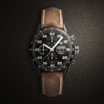 TAG Heuer Carrera Calibre 16 Day-Date Chronograph Black Titanium