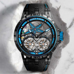 Roger Dubuis Excalibur Spider Pirelli Double Flying Tourbillon & Automatic Skeleton