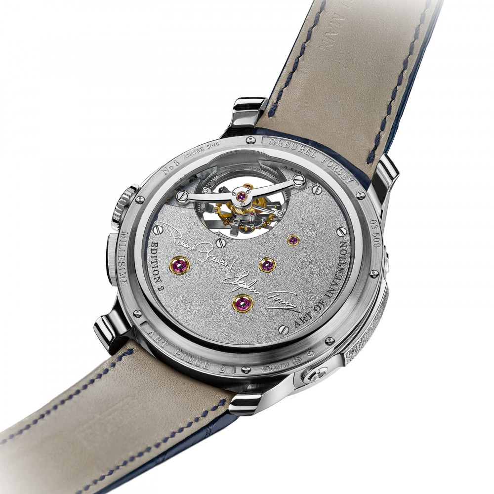 Greubel Forsey Art Piece 2, Edition 2