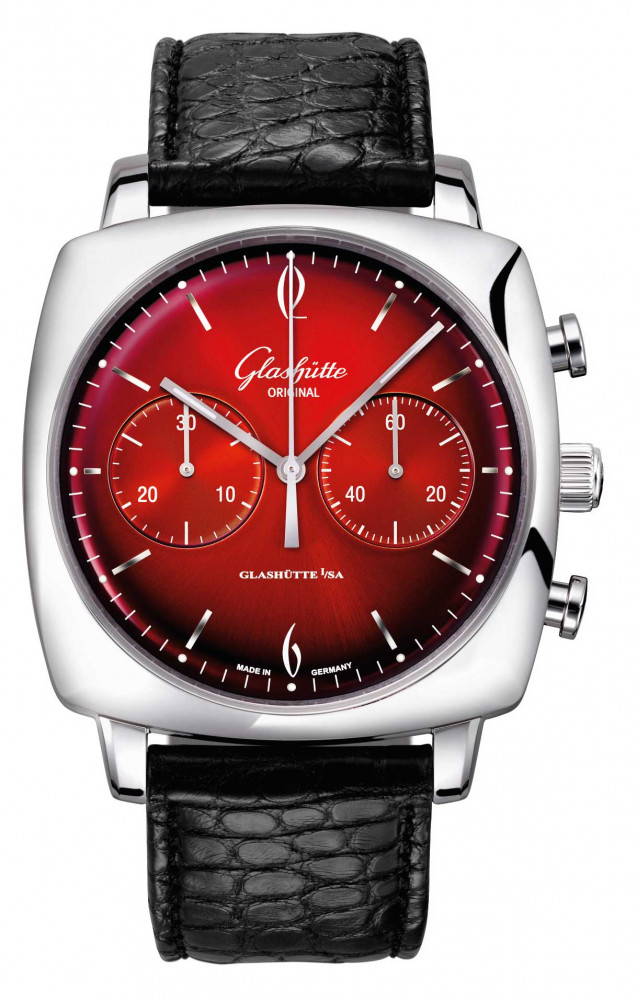 Glashutte Original Sixties Iconic Fire