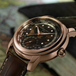 Frederique Constant Classic Worldtimer Manufacture for BaselWorld 2017