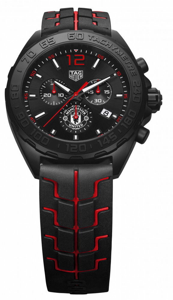 TAG Heuer FORMULA 1 Chronograph Manchester United Special Edition