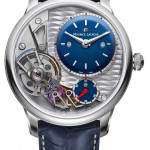 Maurice Lacroix Masterpiece Gravity Blue