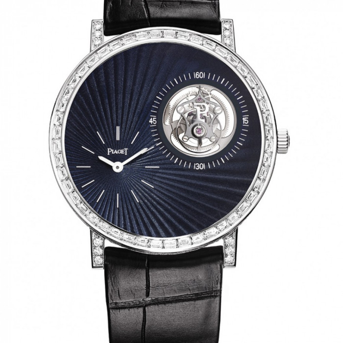 31f7f48a7e2 Piaget Altiplano Tourbillon High Jewelry - Luxois