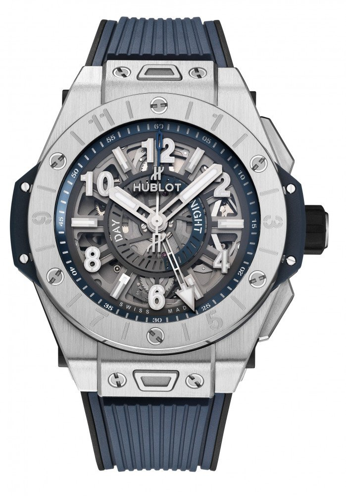 Hublot Big Bang Unico GMT Titanium 471.NX.7112.RX