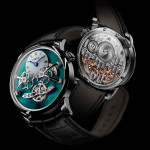 MB&F Legacy Machine No 2 Titanium