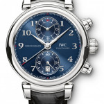 "IWS Da Vinci Chronograph Edition ""Laureus Sport for Good Foundation"" 2017"