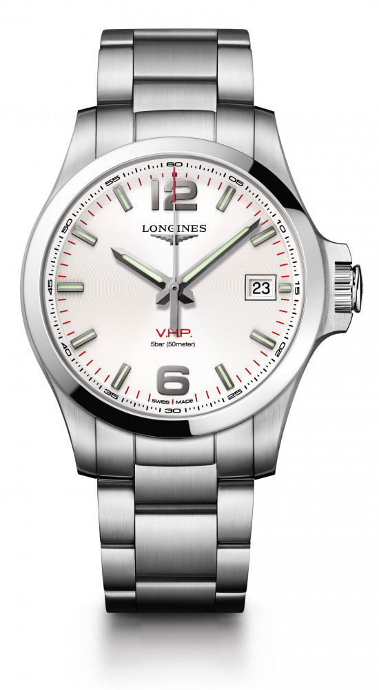 Longines Conquest V.H.P. 3 hand