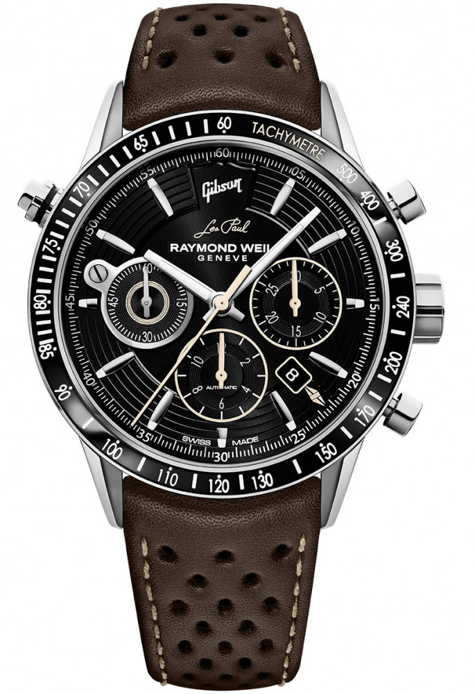 Raymond Weil Freelancer Chronograph Gibson Les Paul
