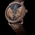 The Blancpain Métiers d'Art Workshop pays tribute to Switzerland
