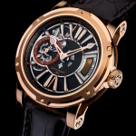 The Whisky Watch by Louis Moinet and Wealth Solutions