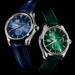 Carl F. Bucherer Manero PowerReserve Blue & Green